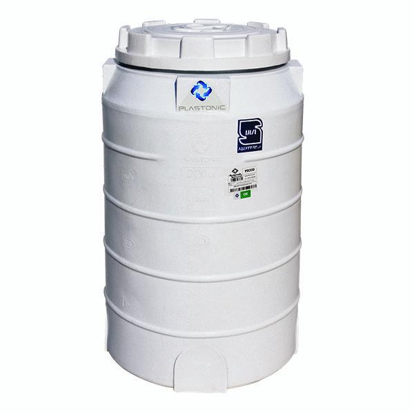 مخزن آب پلاستونیک مدل 6307 گنجایش 220 لیتر