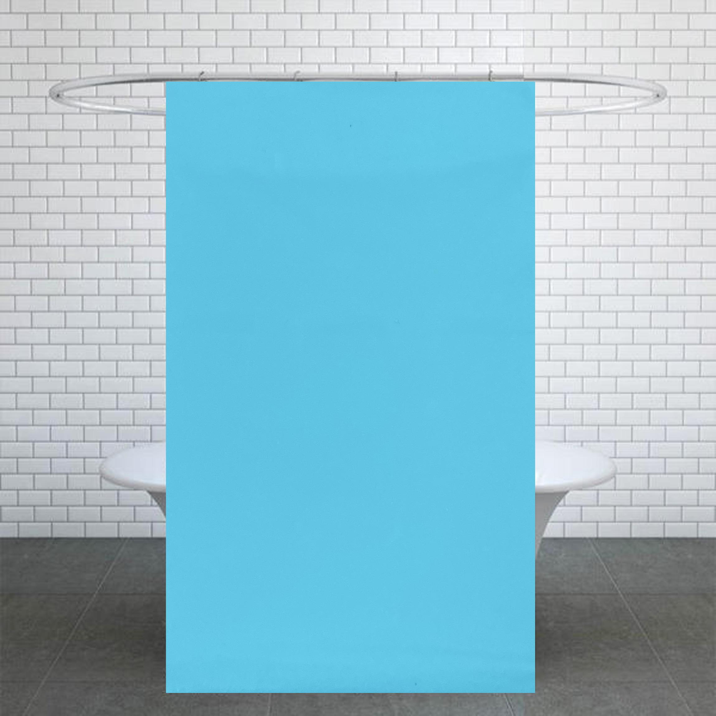 پرده حمام کد KLM7 سایز 180x220 سانتی متر