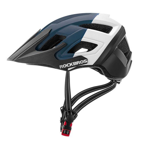 کلاه ایمنی دوچرخه راک براس مدل TS39