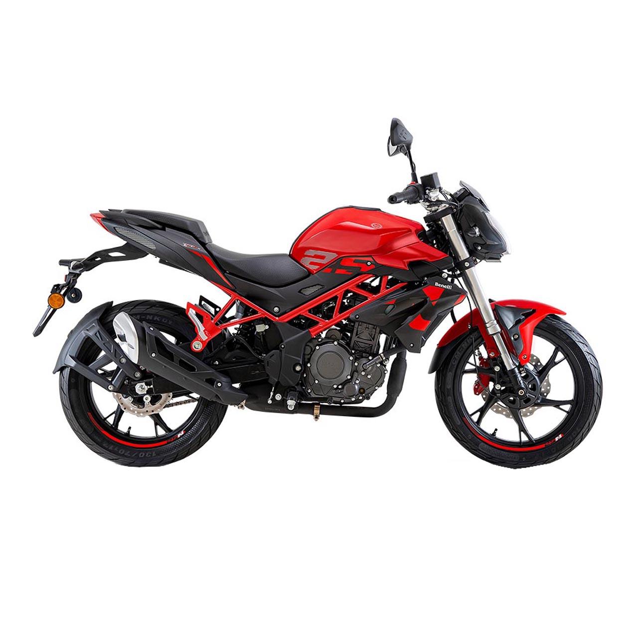 موتورسیکلت بنلی مدل TNT25N سال 1399