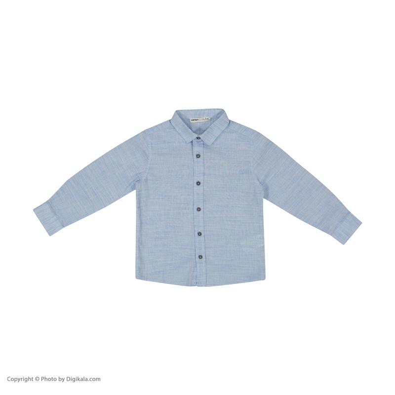 پیراهن پسرانه کوتون مدل 0YKB66558OW