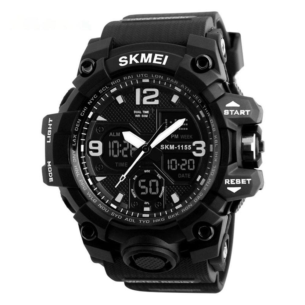 ساعت مچی عقربه ای مردانه اسکمی مدل 1155M-NP              ارزان