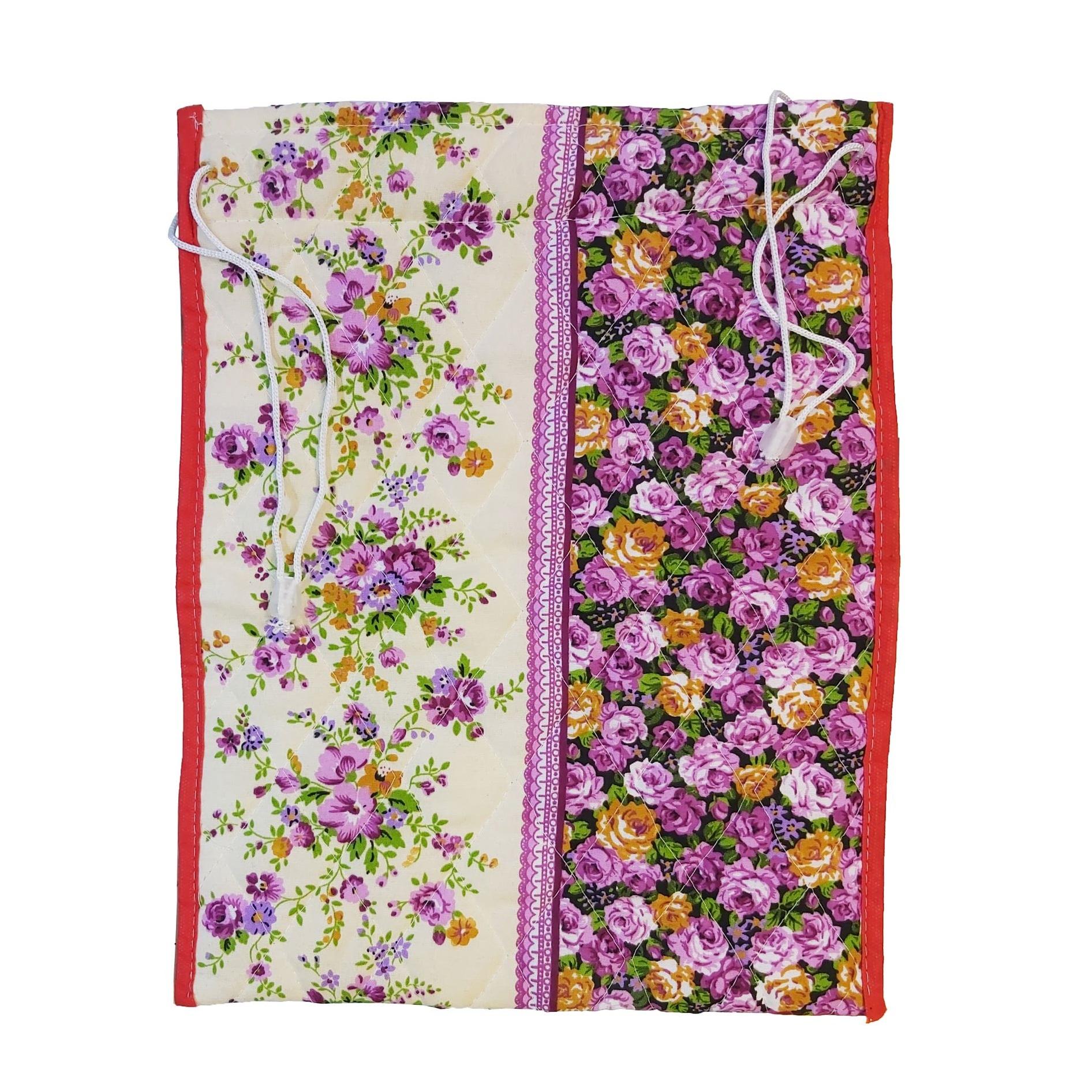 کیسه سبزی مدل گلهای بهار