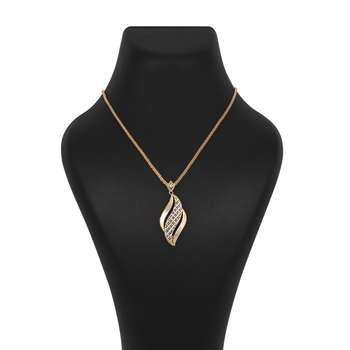 گردنبند طلا 18 عیار زنانه کد G764