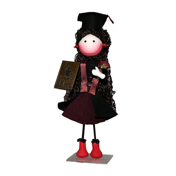عروسک سوزی کد دختر هانا مدل 111 ارتفاع 28 سانتی متر