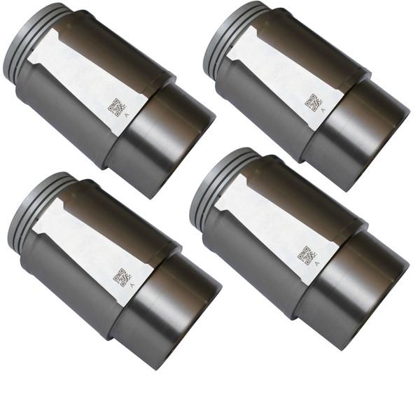 بوش، پیستون و گژن پین توسن مدل TS1405 مناسب برای پژو 405 مجموعه ۴ عددی