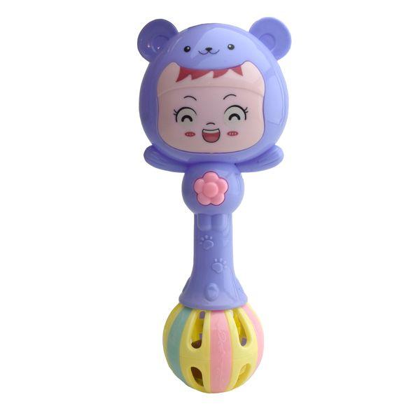 جغجغه مدل عروسکی کد 05