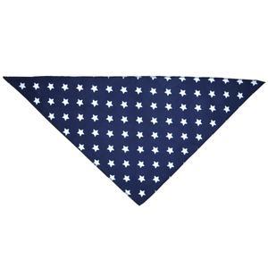 دستمال سر و گردن دخترانه طرح ستاره کد 06