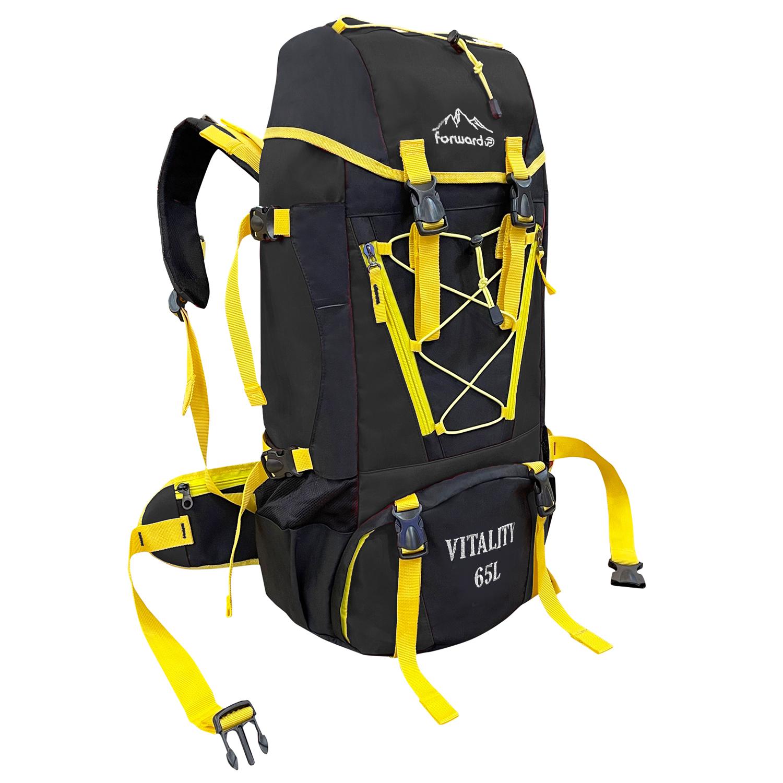 خرید                                     کوله پشتی کوهنوردی 65 لیتری فوروارد مدل FCLT414