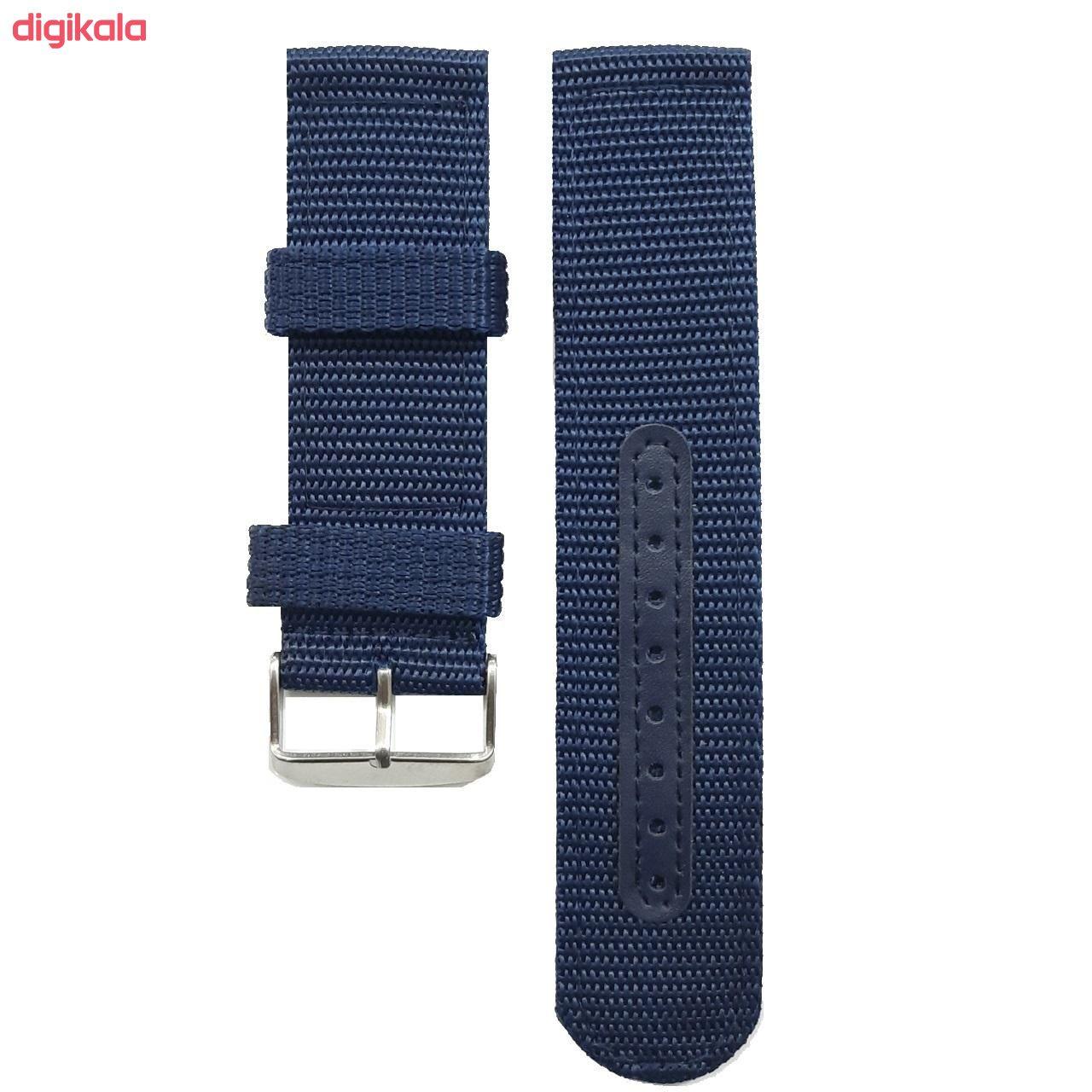 بند مدل vivo 22 مناسب برای ساعت هوشمند سامسونگ Gear S4 SM-R810 46mm main 1 5