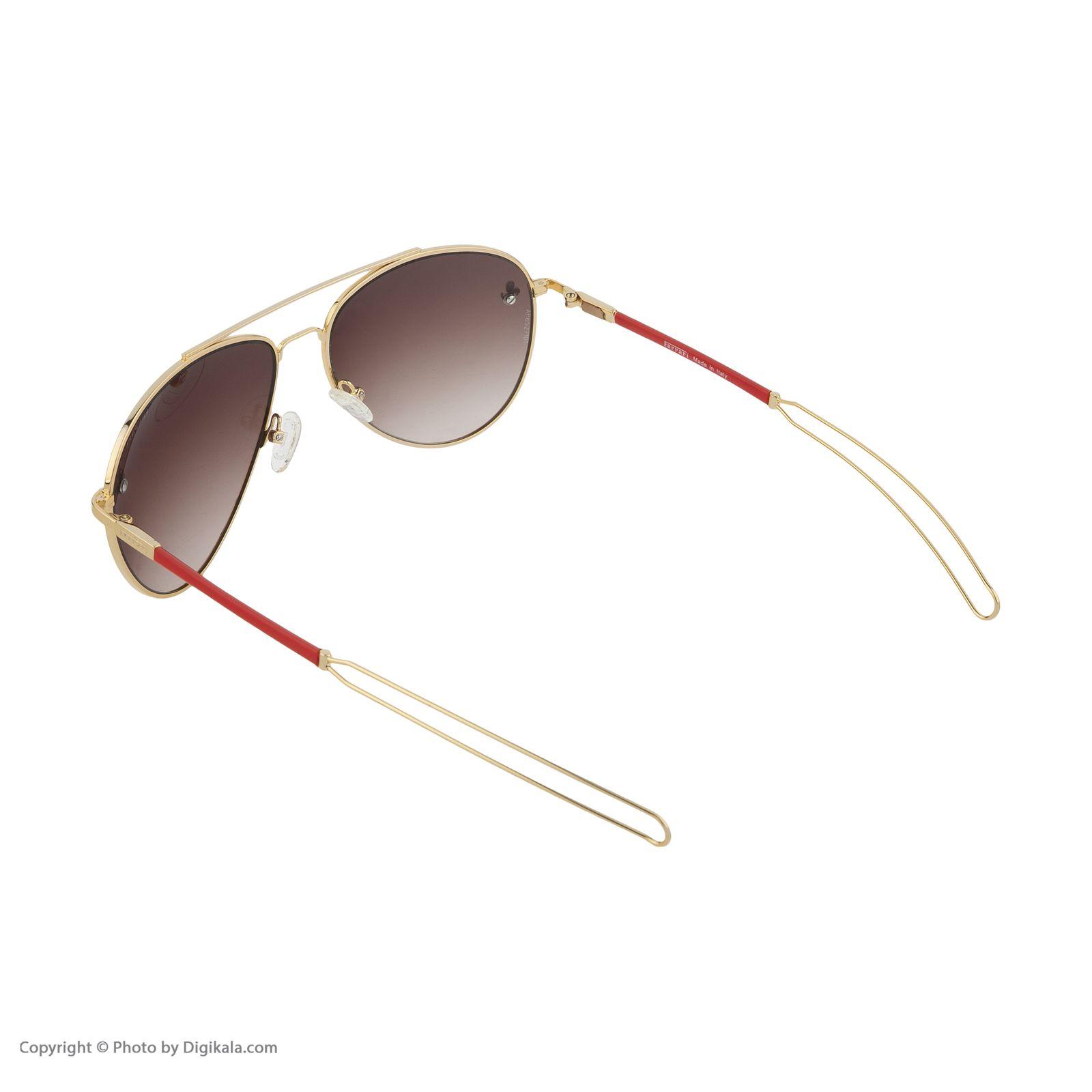 عینک آفتابی فراری مدل 13799 -  - 6