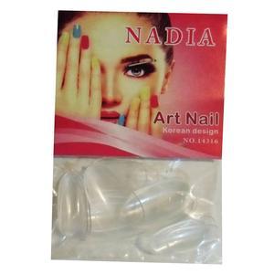ناخن مصنوعی نادیا مدل 02 مجموعه 20 عددی