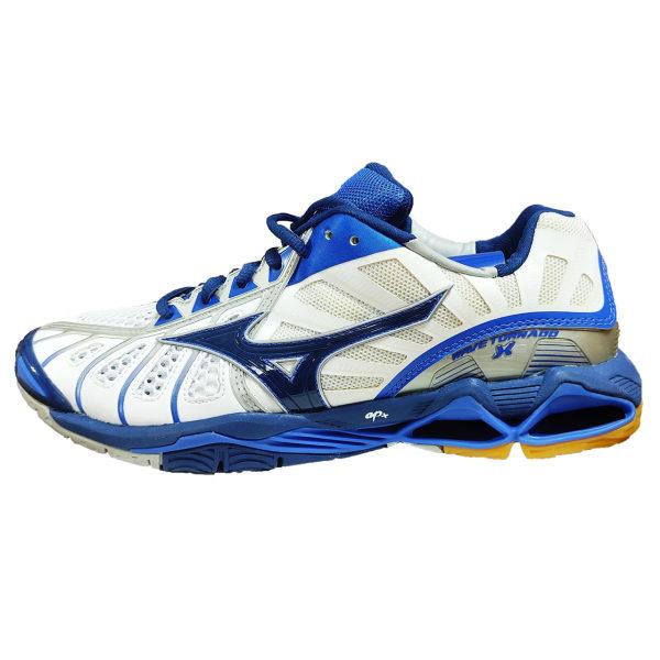 کفش والیبال مردانه میزانو مدل WAVE TORNADO X