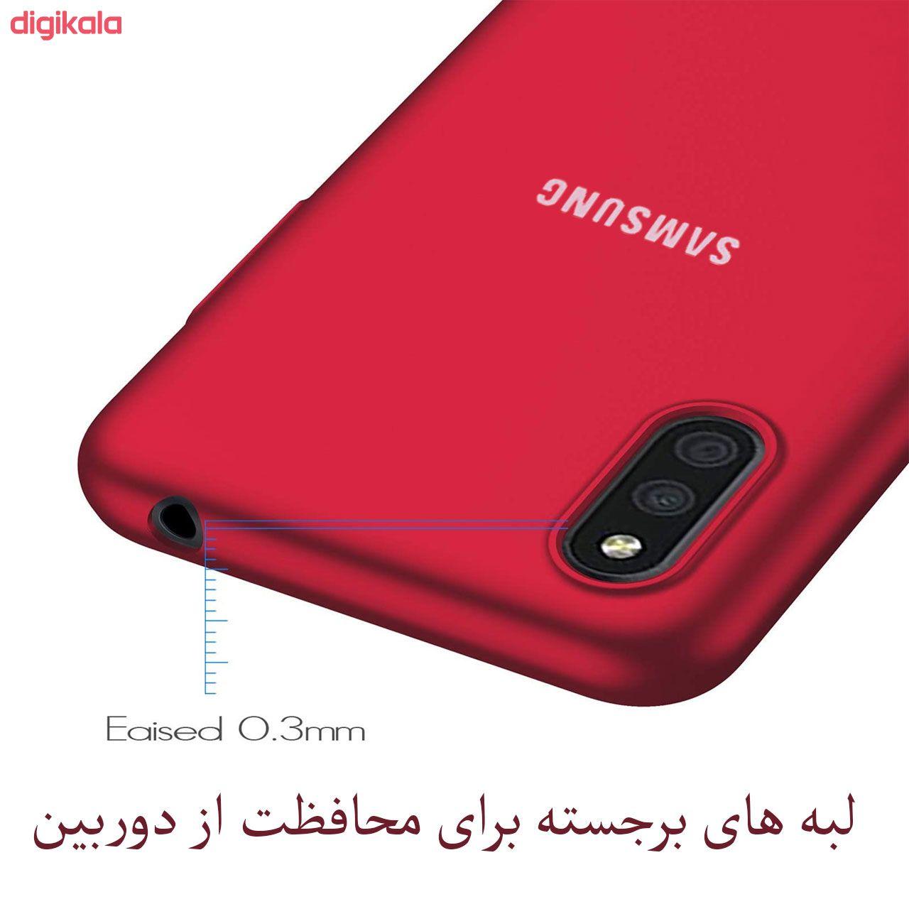 کاور مدل SLCN مناسب برای گوشی موبایل سامسونگ Galaxy A01 main 1 5