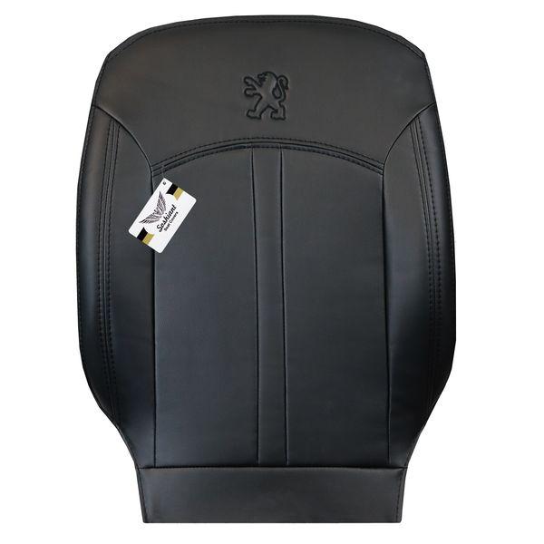 روکش صندلی خودرو سوشیانت مدل S-12 مناسب برای پژو 206