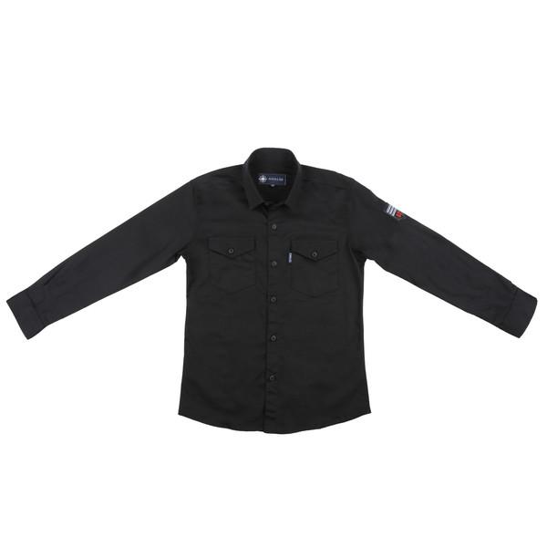 پیراهن پسرانه ناوالس کد 20119-BK