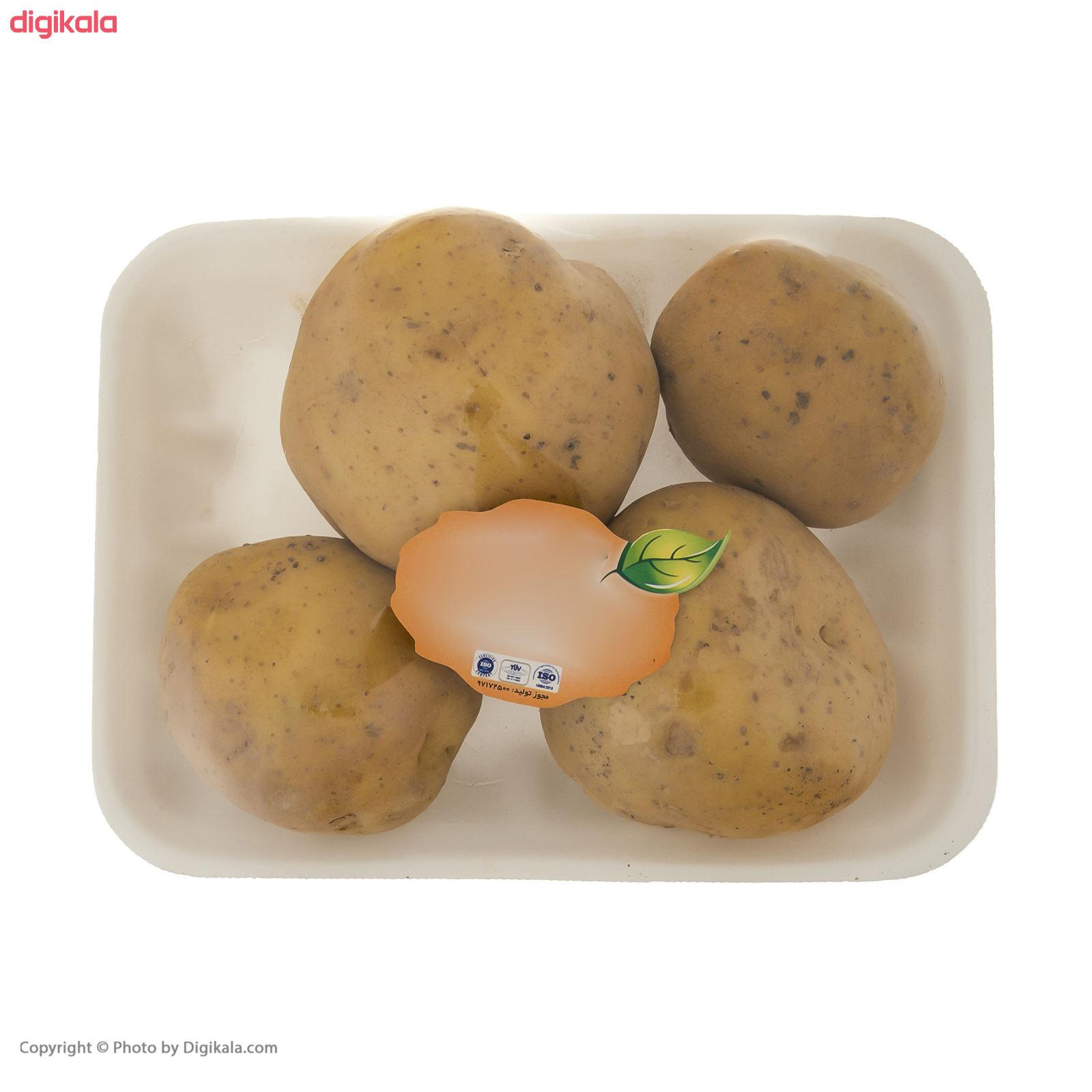 سیب زمینی میوکات - 1 کیلوگرم main 1 2