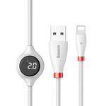کابل تبدیل USB به لایتنینگ باسئوس مدل CALEYE طول 1.2 متر thumb