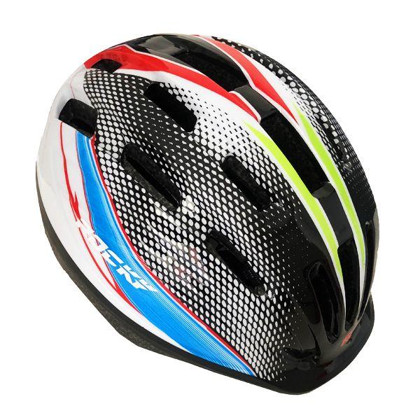 کلاه ایمنی دوچرخه راکی مدل Hb6