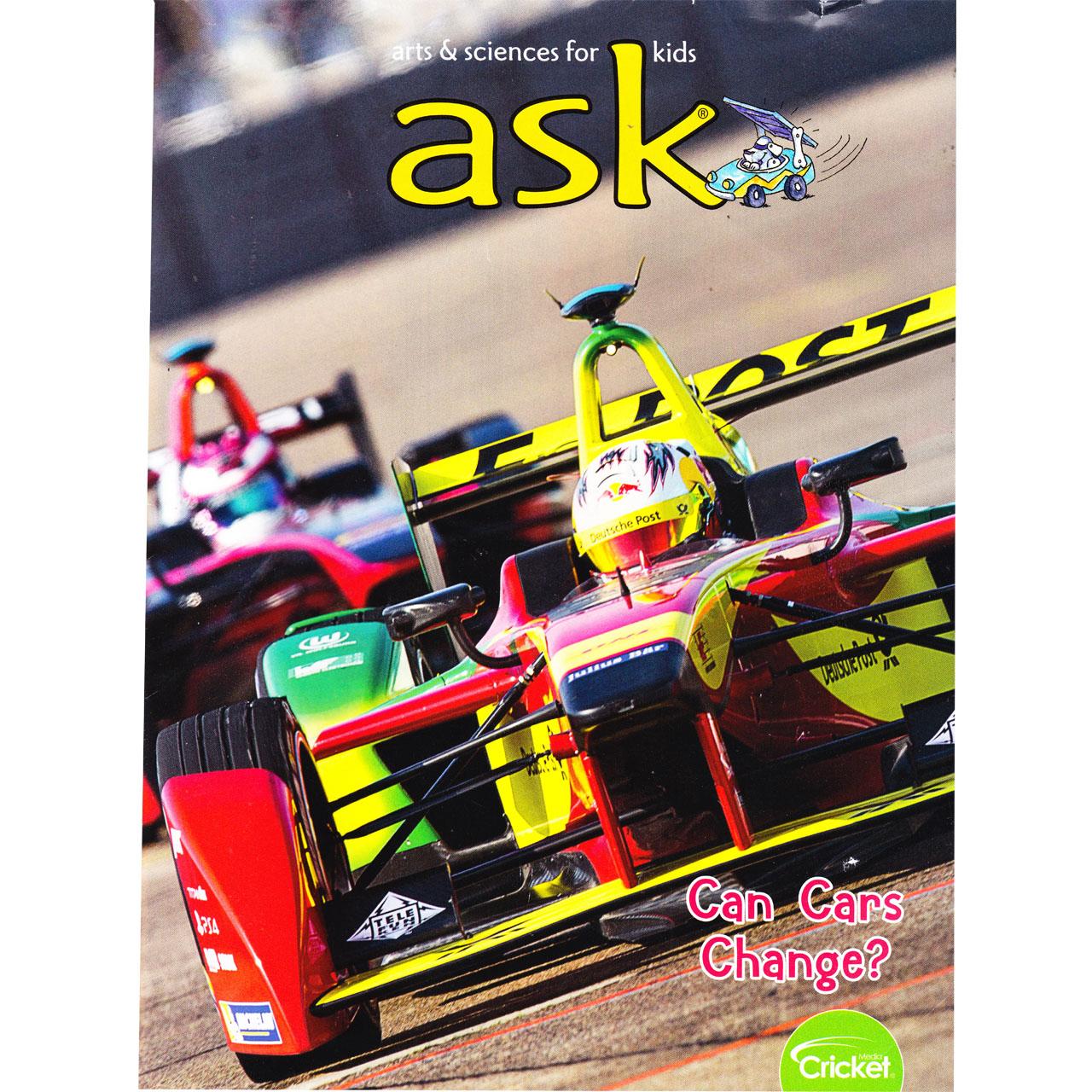 مجله Ask سپتامبر 2020