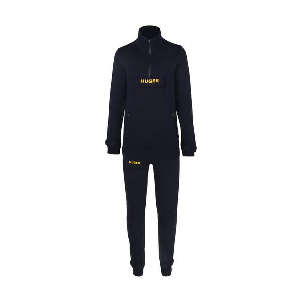 ست سویشرت و شلوار ورزشی مردانه جامه پوش آرا مدل 4111069233-59