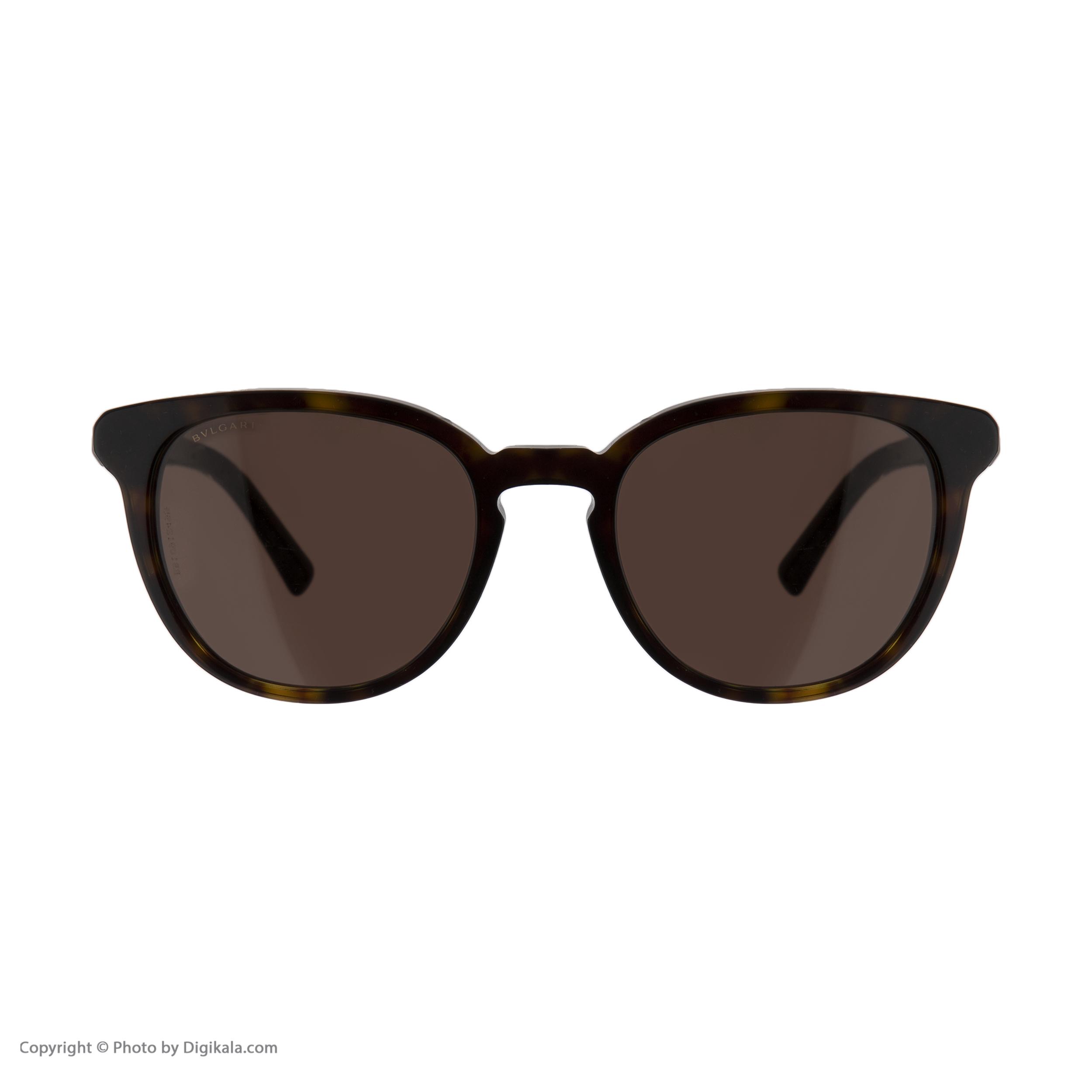 عینک آفتابی بولگاری مدل BV7019S 50473 -  - 3