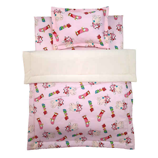 سرویس خواب 3 تکه نوزاد طرح tt01