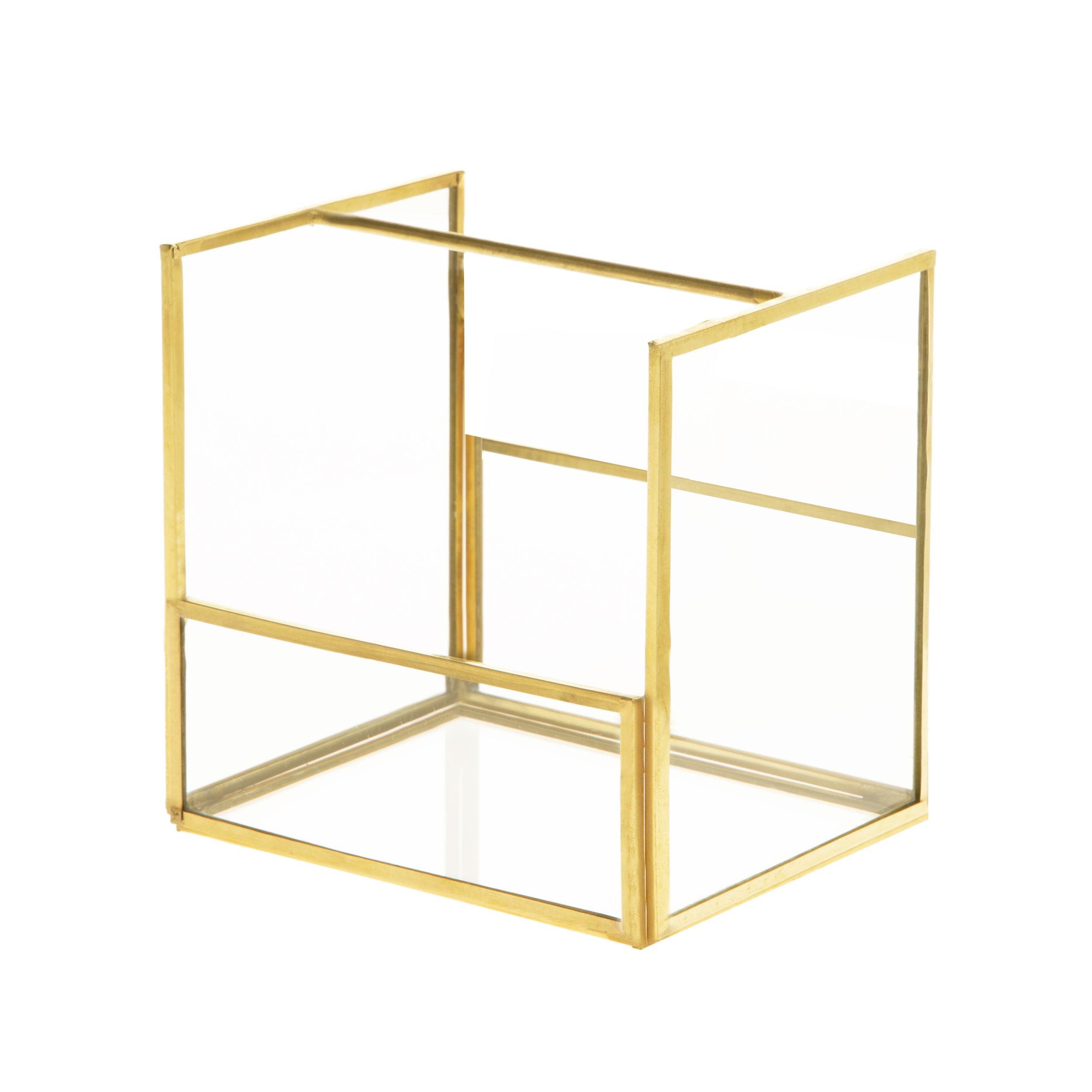استند شیشه ای مدل توپاز کد BT1