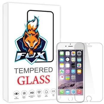 محافظ صفحه نمایش فوکس مدل PR001 مناسب برای گوشی موبایل اپل Iphone 6/6s