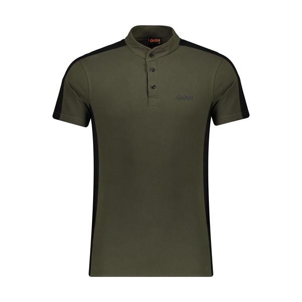 تی شرت ورزشی مردانه بی فور ران مدل 2104194599