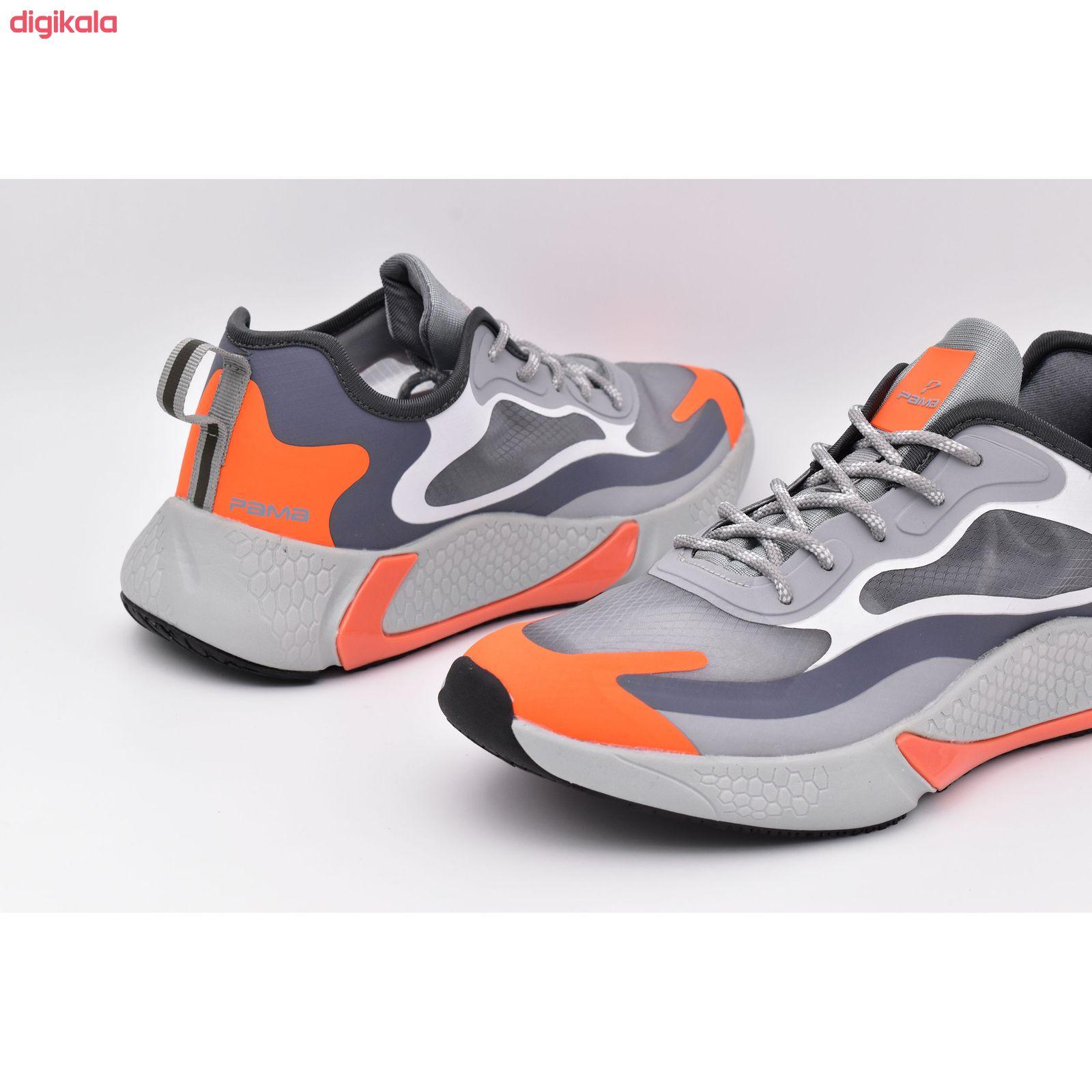 کفش پیاده روی مردانه پاما مدل ساموئل کد G1421 main 1 5