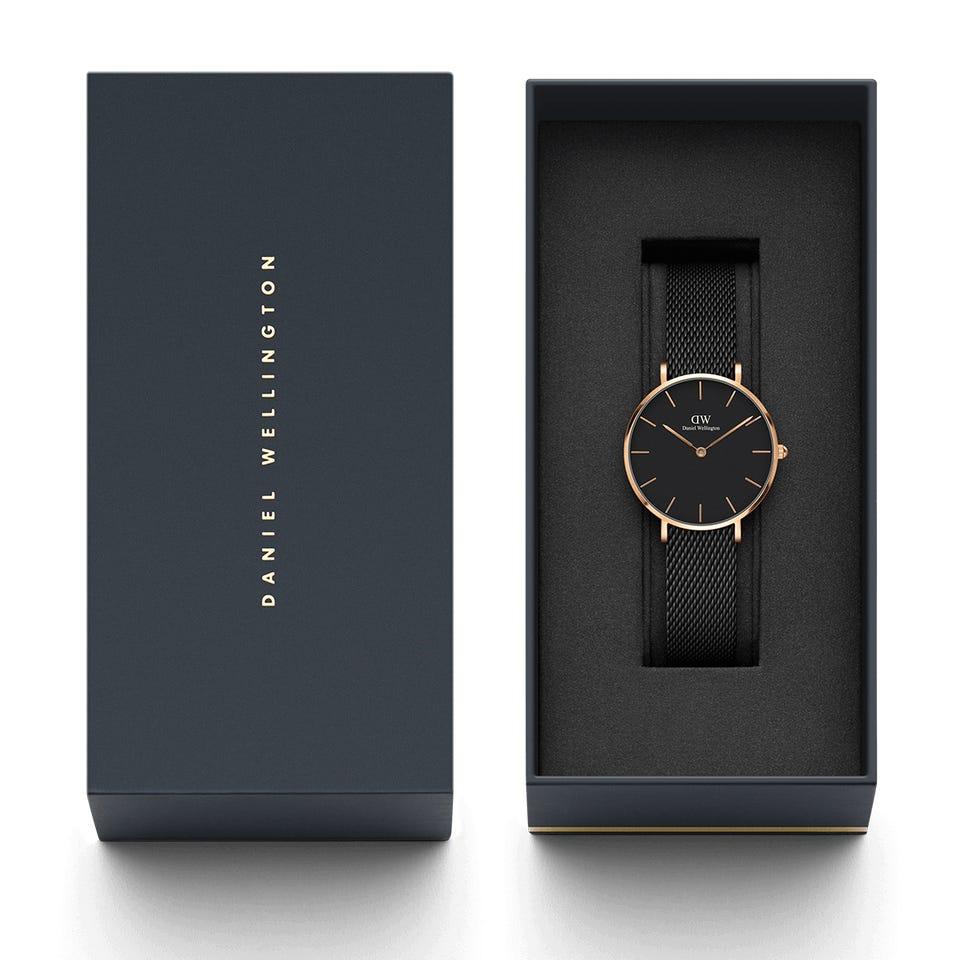 ساعت مچی عقربه ای زنانه دنیل ولینگتون کد DW05S              خرید (⭐️⭐️⭐️)