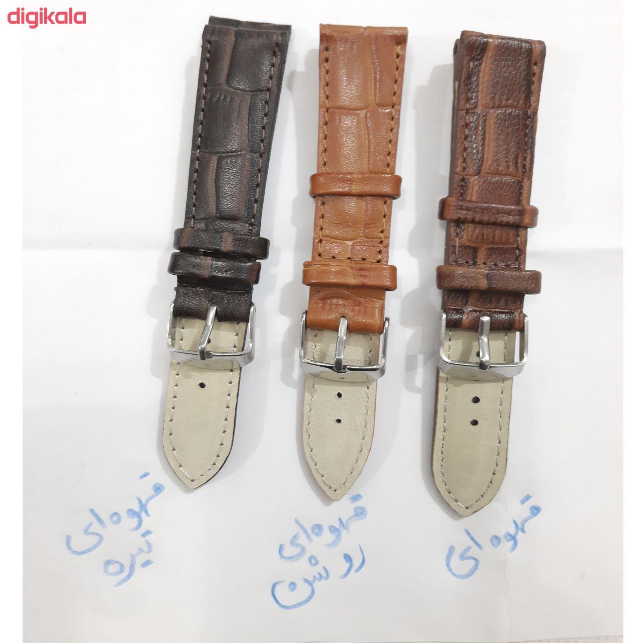 بند مدل GSN مناسب برای ساعت هوشمند سامسونگ Gear S3 / S4 46mm main 1 2