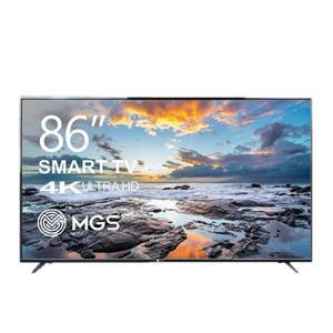 تلویزیون ال ای دی فوق هوشمند ام جی اس مدل S86UB9111W سایز 86 اینچ