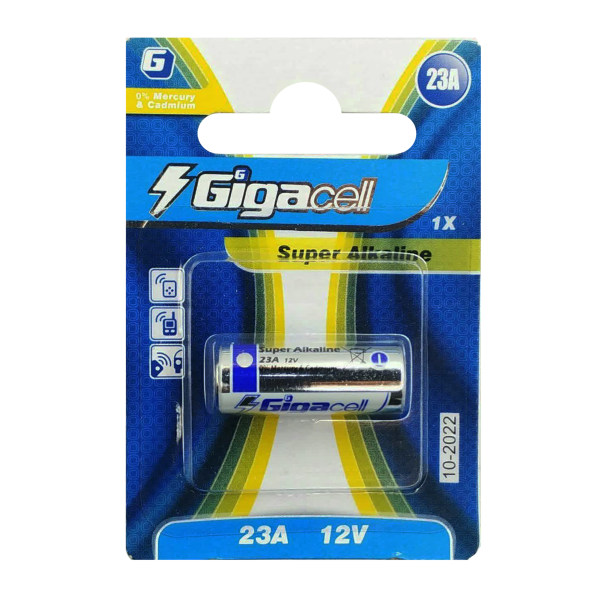 باتری 23A گیگاسل مدل Super کد Dezh