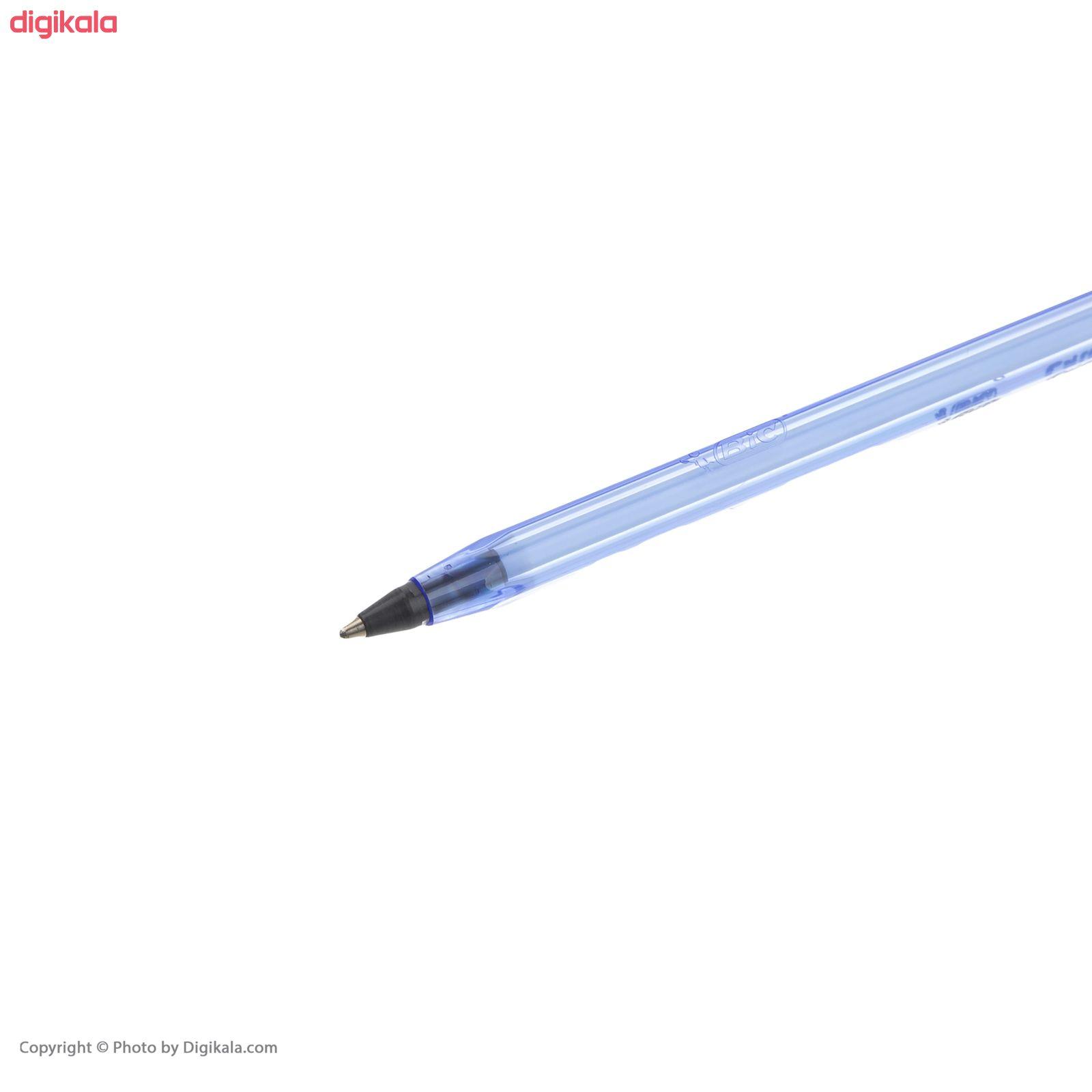 خودکار بیک مدل Cristal Soft بسته 4 عددی main 1 15