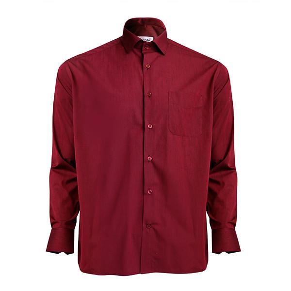 پیراهن آستین بلند مردانه اطمینان کد 441