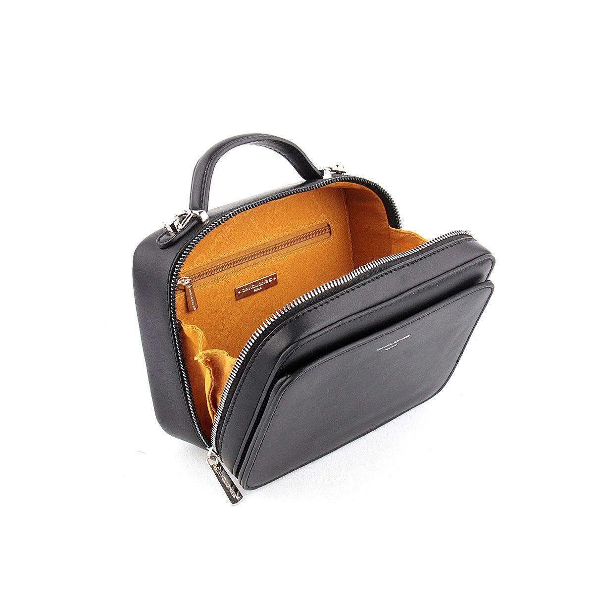 کیف رو دوشی زنانه دیوید جونز مدل 5662 -  - 11