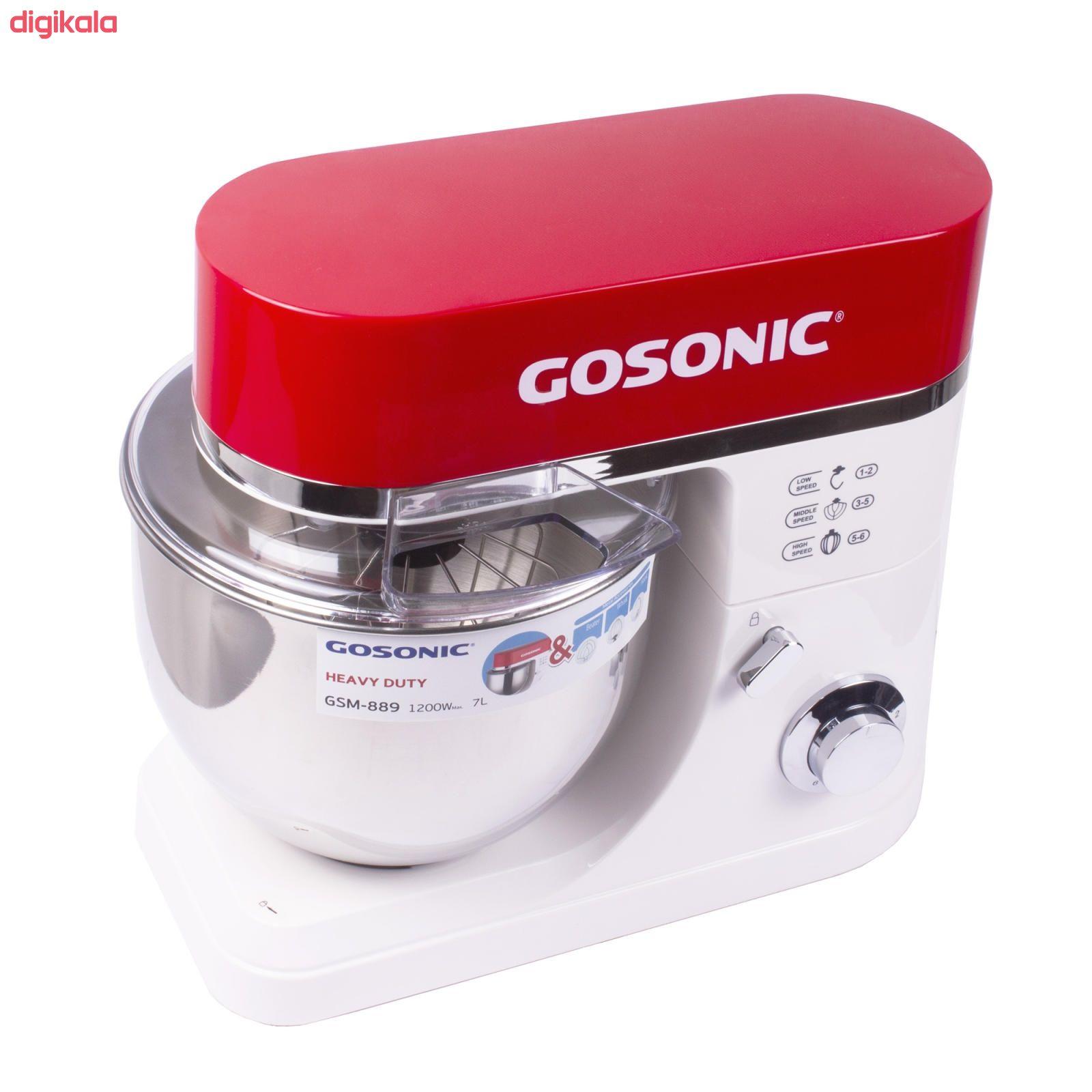 همزن گوسونیک مدل GSM-889 main 1 9