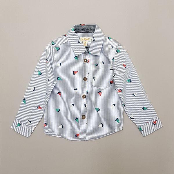 پیراهن پسرانه کت اند جک کد 1015