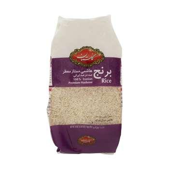 برنج هاشمی ممتاز گلستان - 1 کیلوگرم