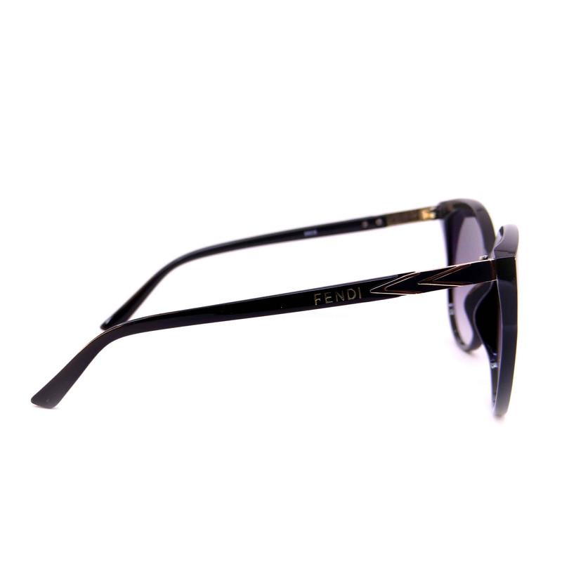عینک آفتابی زنانه فندی مدل 9908 رنگ مشکی