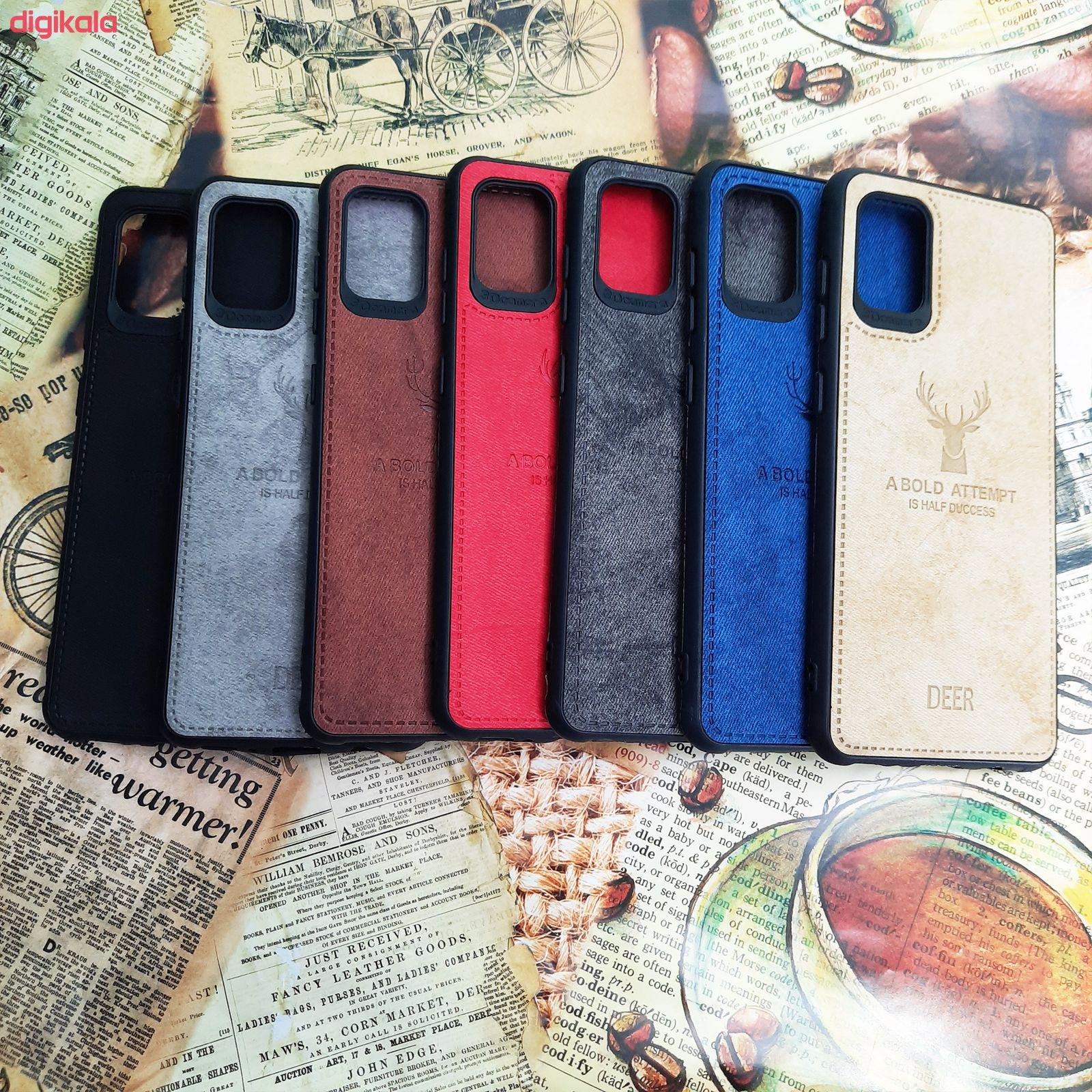 کاور مدل CO506 طرح گوزن مناسب برای گوشی موبایل سامسونگ Galaxy A31 main 1 5