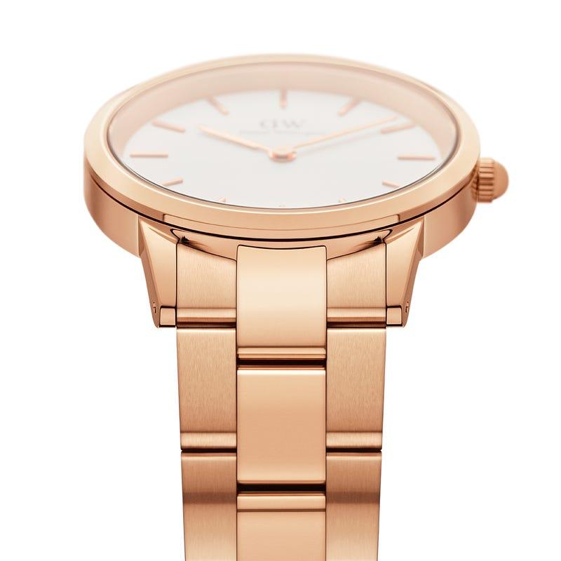 ساعت مچی عقربه ای زنانه دنیل ولینگتون مدل 211              خرید (⭐️⭐️⭐️)
