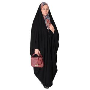 چادر عربی دخترانه مدل MA-HES145-JADE.CRP-ME