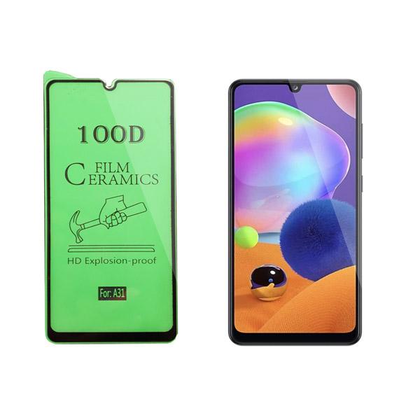 محافظ صفحه نمایش سرامیکی مدل FLCRG01me مناسب برای گوشی موبایل سامسونگ Galaxy A31 thumb 2