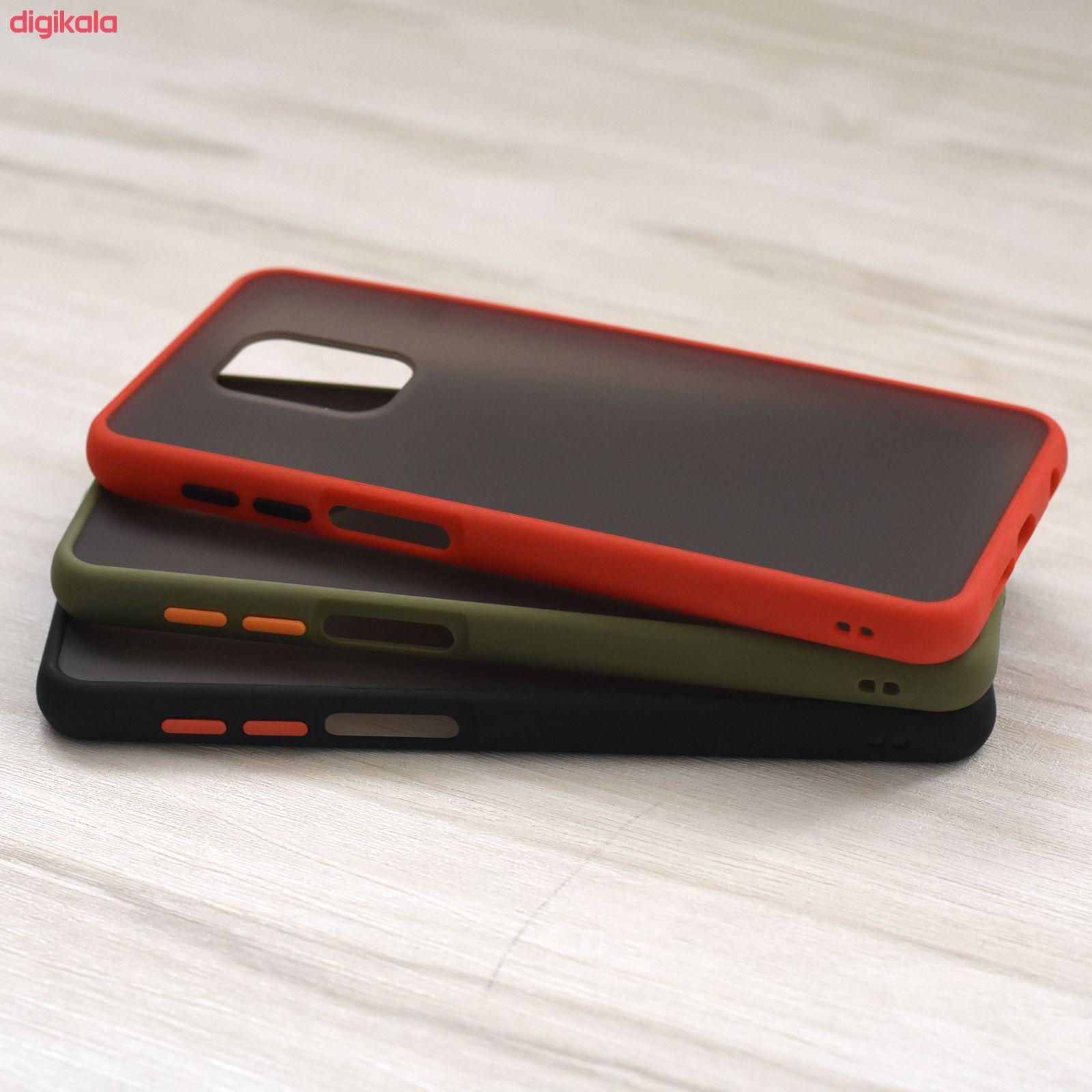 کاور مدل Slico01 مناسب برای گوشی موبایل شیائومی Redmi Note 9S / 9 Pro main 1 4