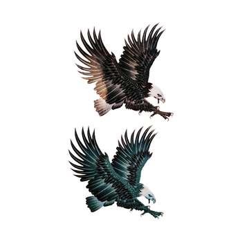 تتو موقت طرح عقاب کد 295 بسته 2عددی
