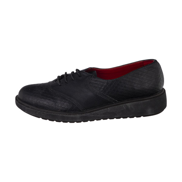 کفش روزمره زنانه ساتین مدل 5m10a500101