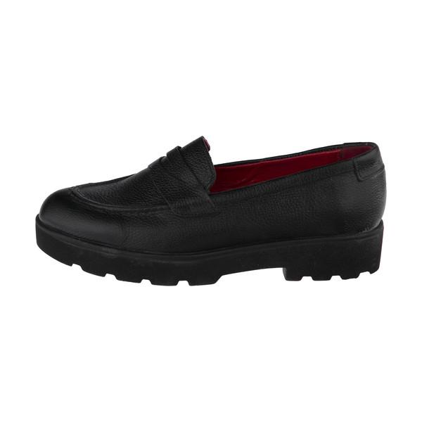 کفش روزمره زنانه ساتین مدل 5m09c500101